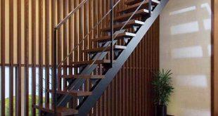 Làm cầu thang sắt tại bình dương