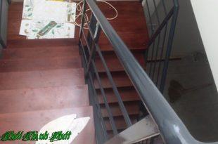 Làm cầu thang sắt tại đồng nai