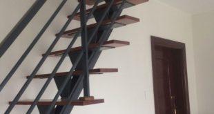 Làm cầu thang sắt tại quận thủ đức