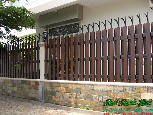 Làm hàng rào sắt tại quận thủ đức