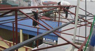 Làm mái tôn tại quận 1 tphcm